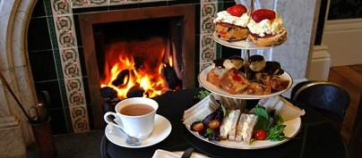 Afternoon Tea,  Scotland tearoom tour, ashmount country house hotel